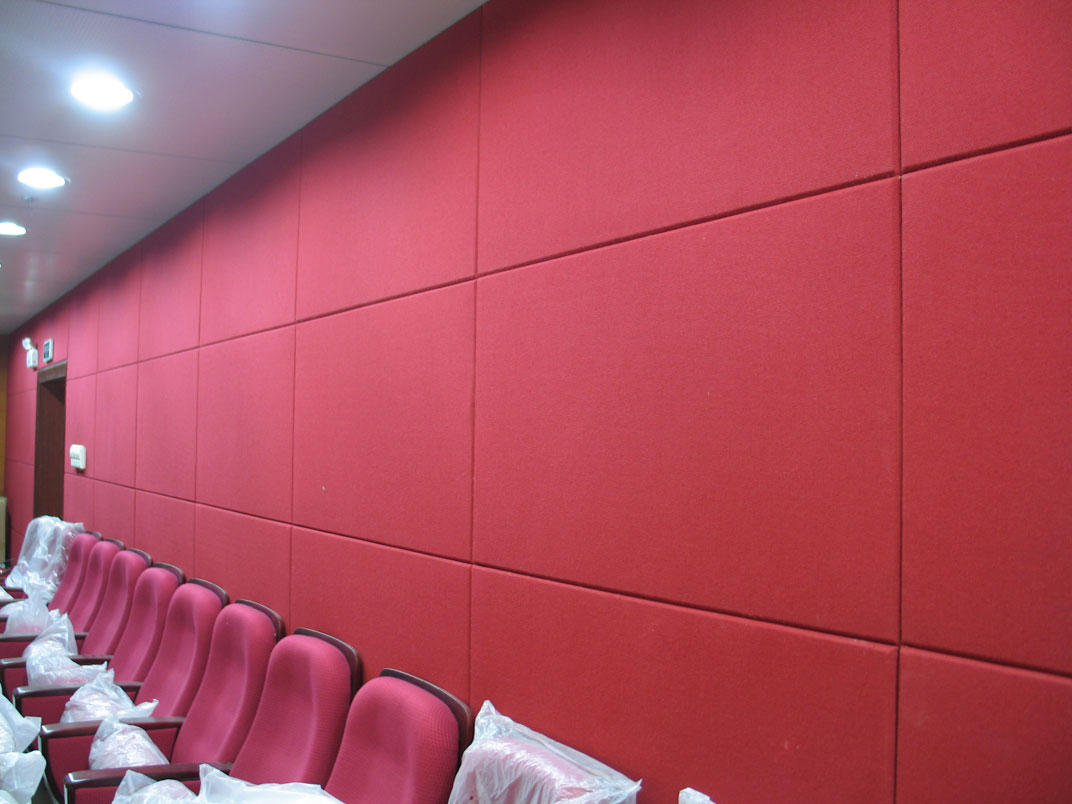 Acoustical Wall Panels Hb