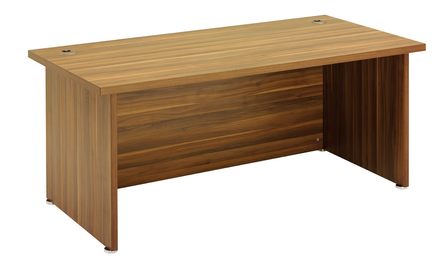 Doctor workstation tables hb - Walnut office desk ...