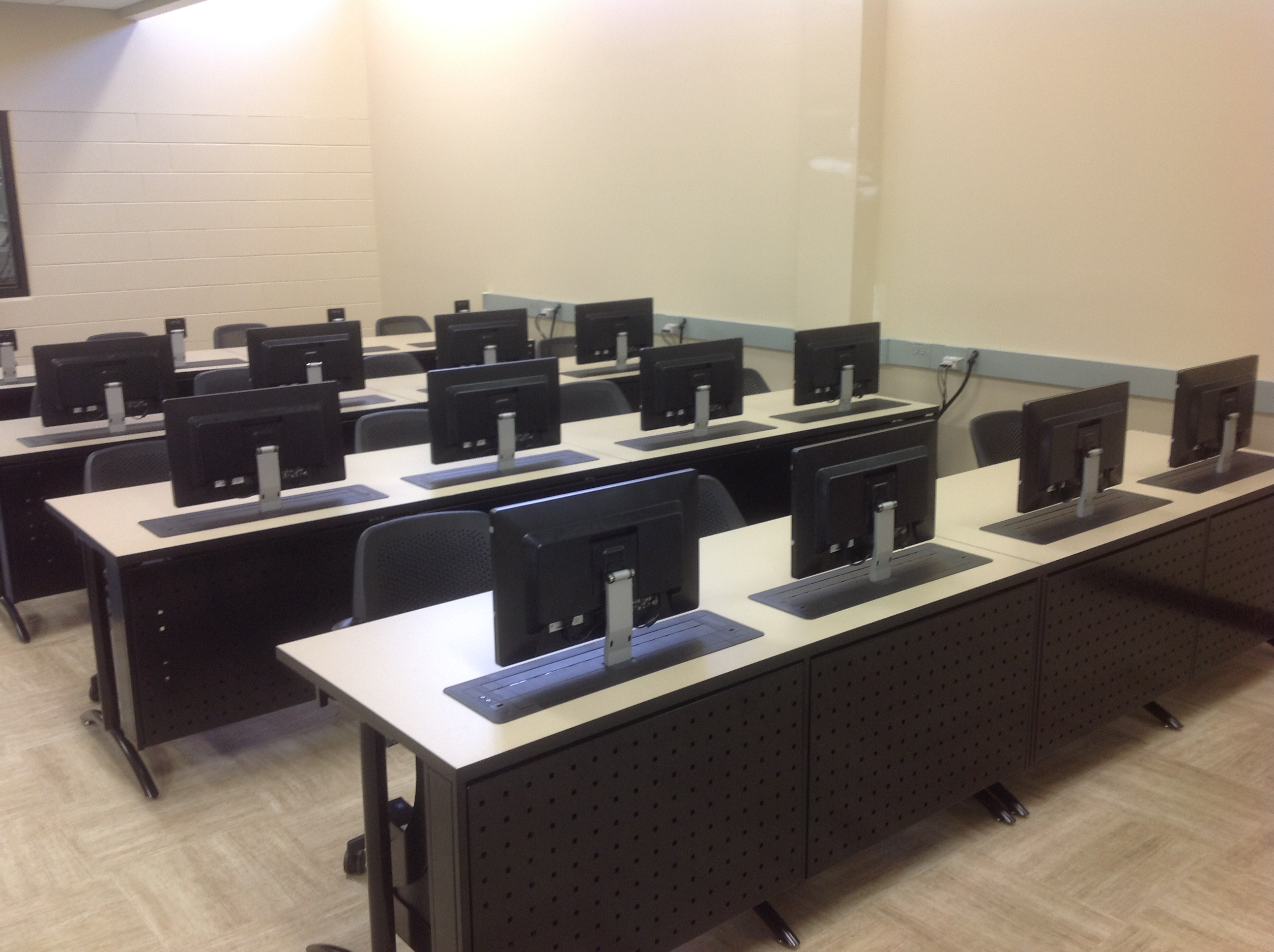 Computer Lab Furniture Hb